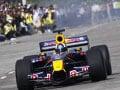 F1 carnival kicks off in India