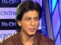 Video: The King Khan reigns supreme