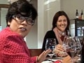 Video: Sipping some red wine