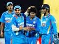 Video: India pocket series after win in 3rd ODI